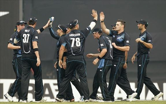 Kiwis clean sweep West Indies in T20I series